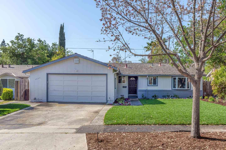 5836 Mckellar Drive, San Jose, CA, 95129,