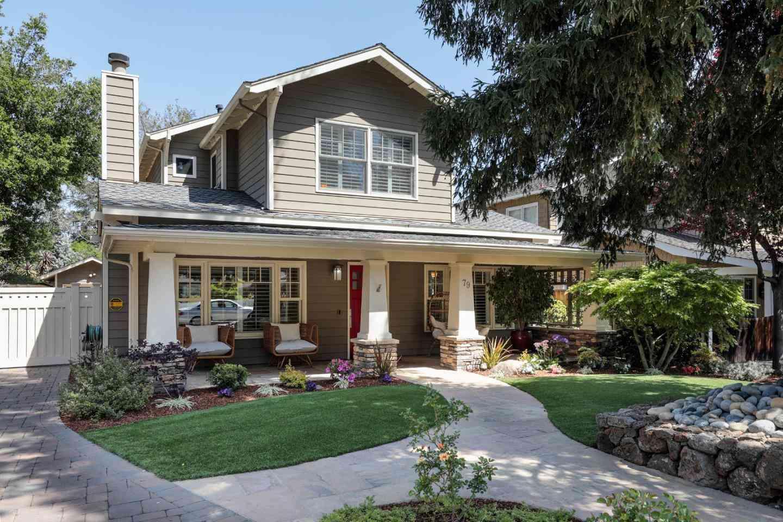 79 Del Monte Avenue, Los Altos, CA, 94022,
