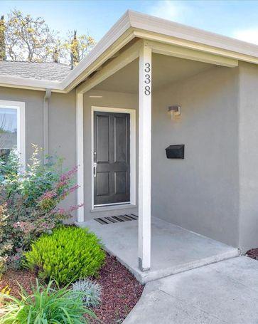 338 Orchard Avenue Sunnyvale, CA, 94085