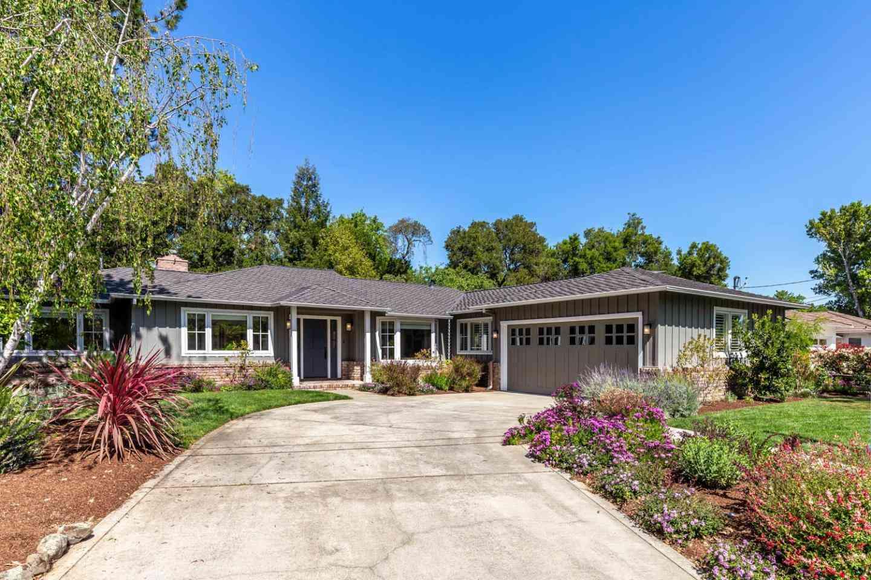 1126 Laureles Drive, Los Altos, CA, 94022,