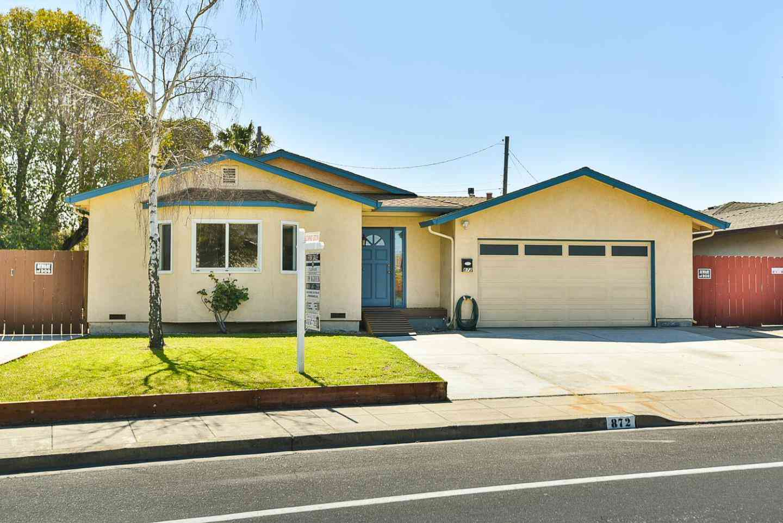 872 Laurie Avenue, Santa Clara, CA, 95054,