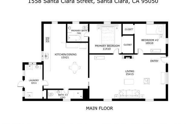1558 Santa Clara Street