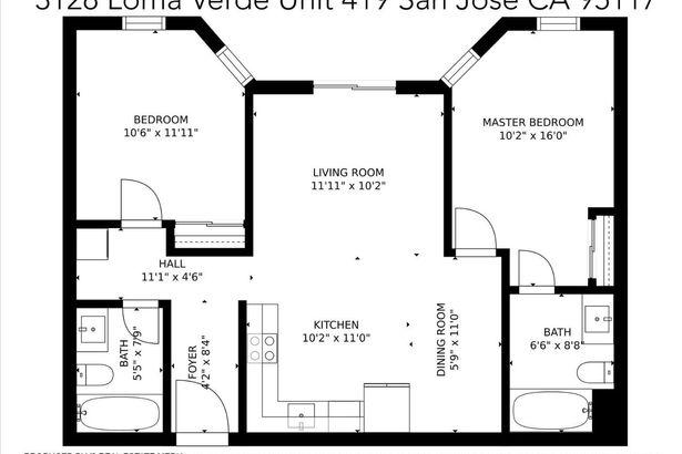 3128 Loma Verde Drive #419