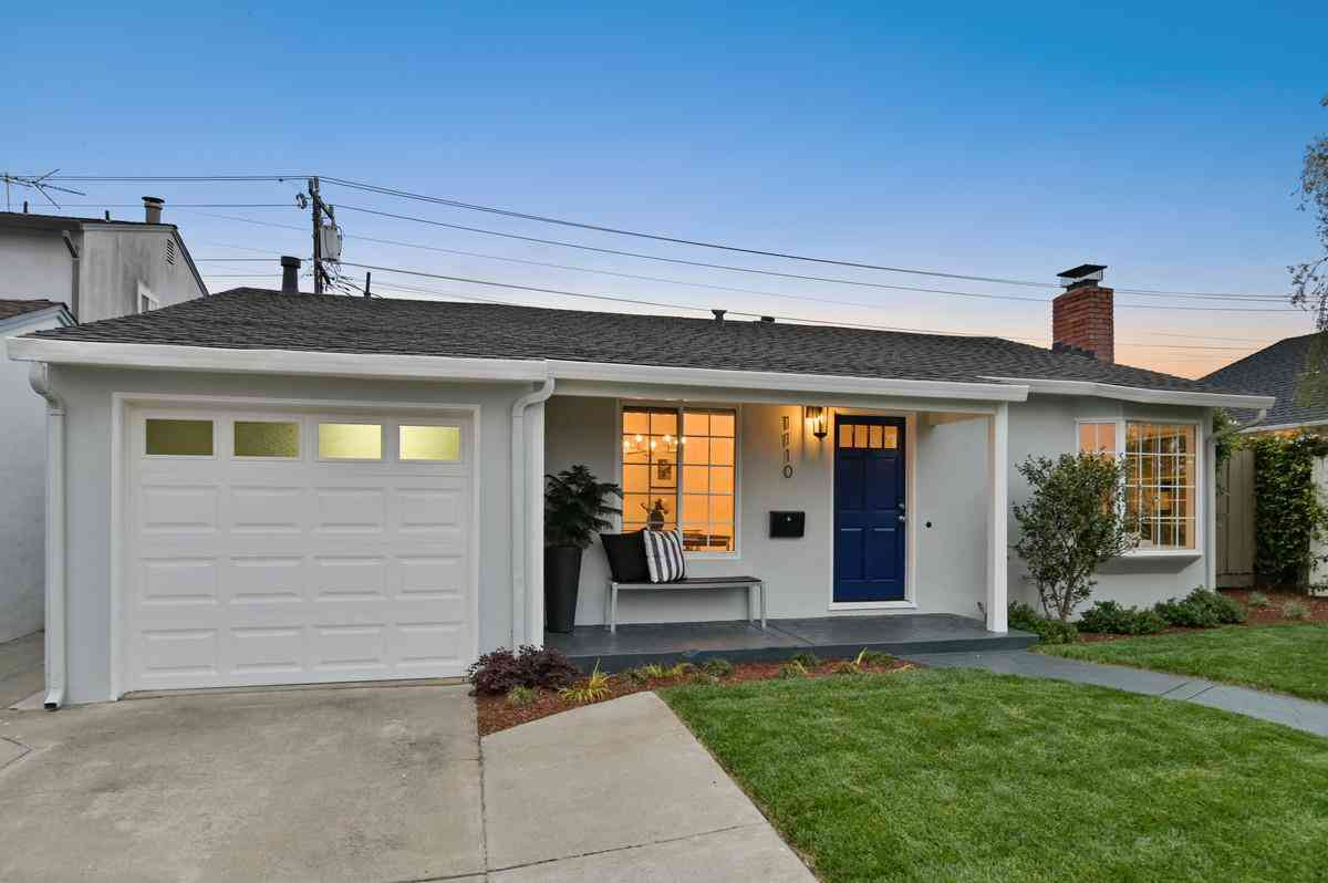 1110 South Claremont Street, San Mateo, CA, 94402,