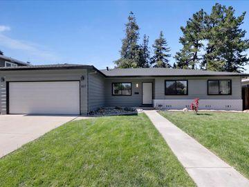 827 Lewiston Drive, San Jose, CA, 95136,