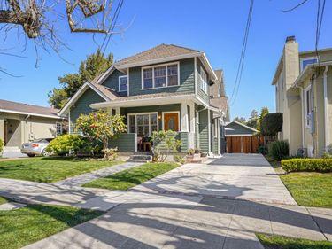1309 Mills Avenue, Burlingame, CA, 94010,
