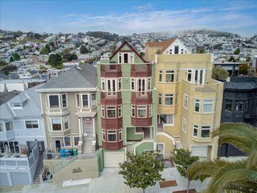 1268 Dolores Street, San Francisco, CA, 94110,