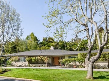 565 Barbara Way, Hillsborough, CA, 94010,