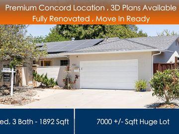 4361 Armand Drive, Concord, CA, 94521,
