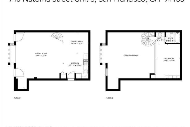 940 Natoma Street #5