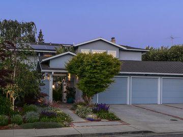 3413 Ridgemont Drive, Mountain View, CA, 94040,