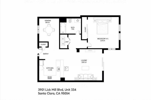 3901 Lick Mill Boulevard #334