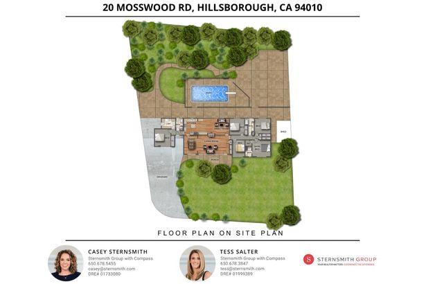 20 Mosswood Road