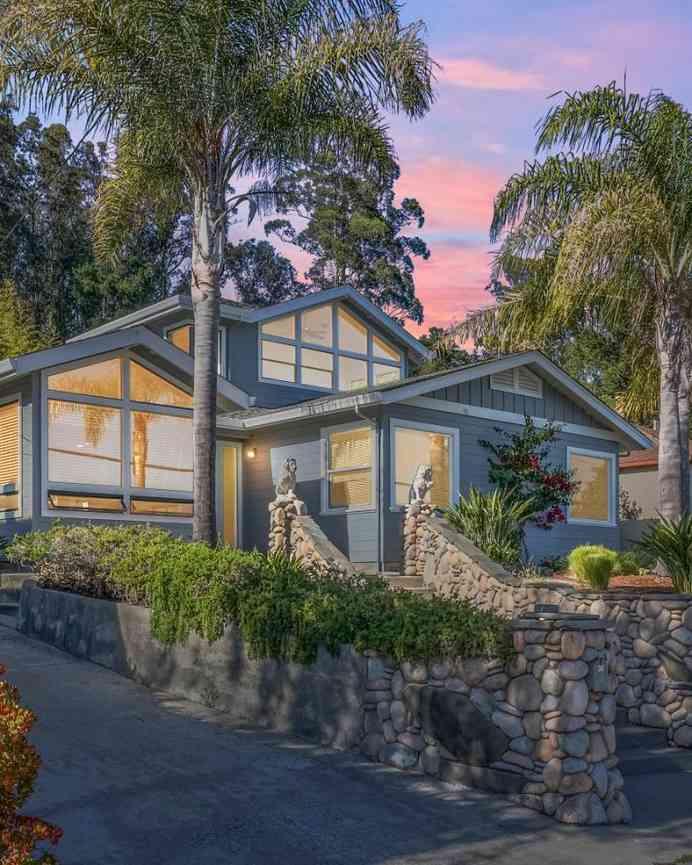 419 Prospect Heights, Santa Cruz, CA, 95065,