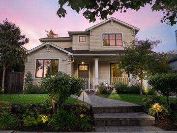2215 Hillside Drive, Burlingame, CA, 94010,