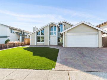 607 Bainbridge Street, Foster City, CA, 94404,