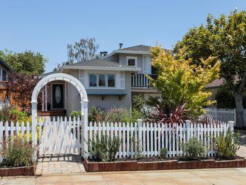 95 Hilltop Drive, San Carlos, CA, 94070,