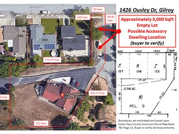 1426 Ousley Drive, Gilroy, CA, 95020,