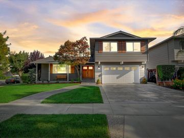 1885 Crestmont Drive, San Jose, CA, 95124,