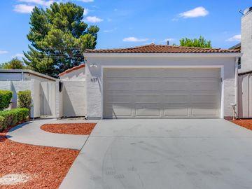 637 Lisa Way, Campbell, CA, 95008,