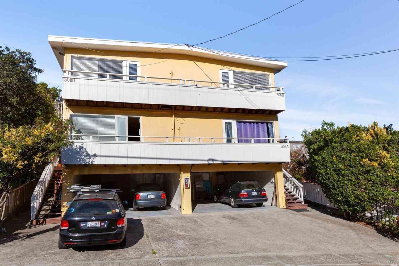 506 Spring Street, Sausalito, CA, 94965,
