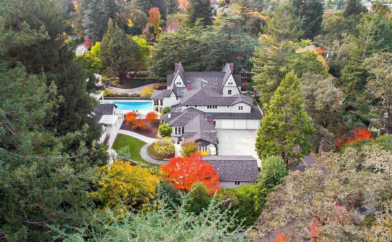1 Garden Road, Ross, CA, 94957,