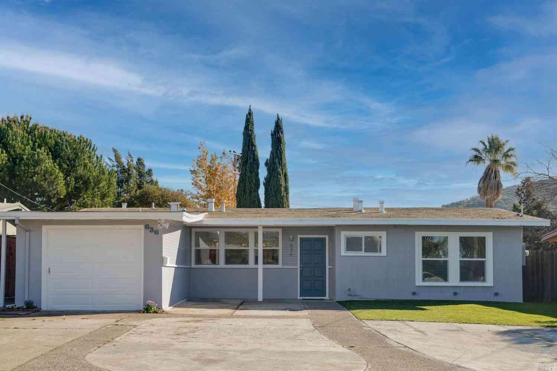 636 Galerita Way, San Rafael, CA, 94903,