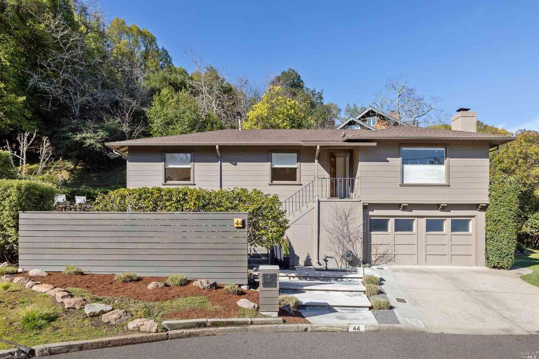 44 Terrace Avenue, San Anselmo, CA, 94960,