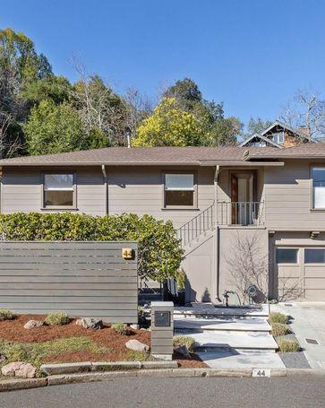 44 Terrace Avenue San Anselmo, CA, 94960
