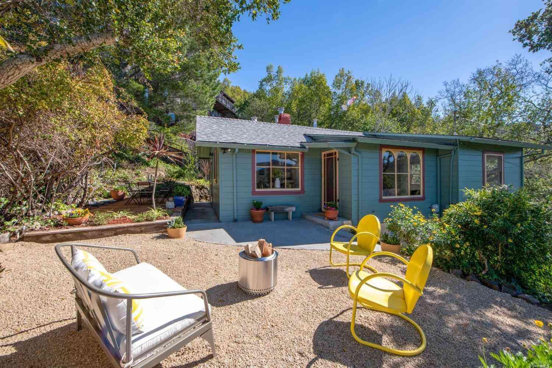 100 Hillside Drive, Fairfax, CA, 94930,