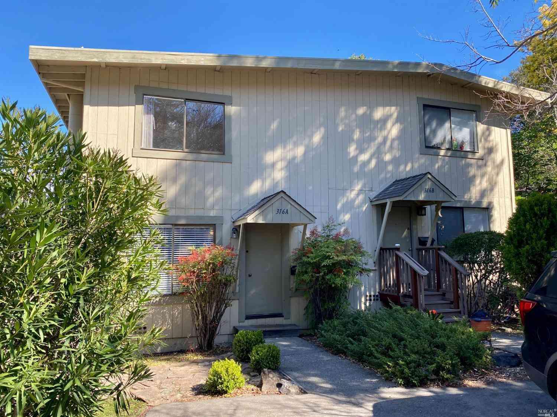 316 Auburn Street, San Rafael, CA, 94901,