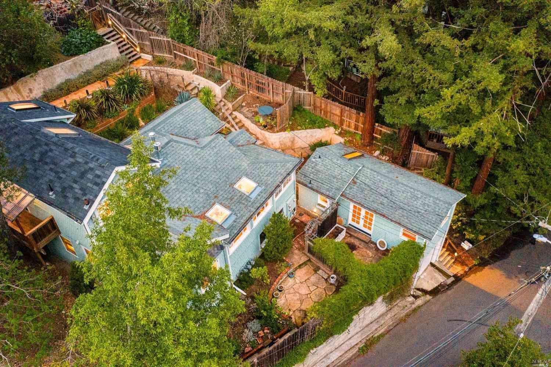 40 Canyon Road, San Anselmo, CA, 94960,