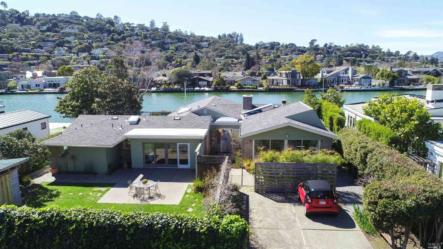 30 Cove Road, Belvedere, CA, 94920,