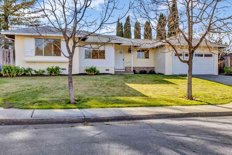 1433 Dawes Street, Novato, CA, 94947,