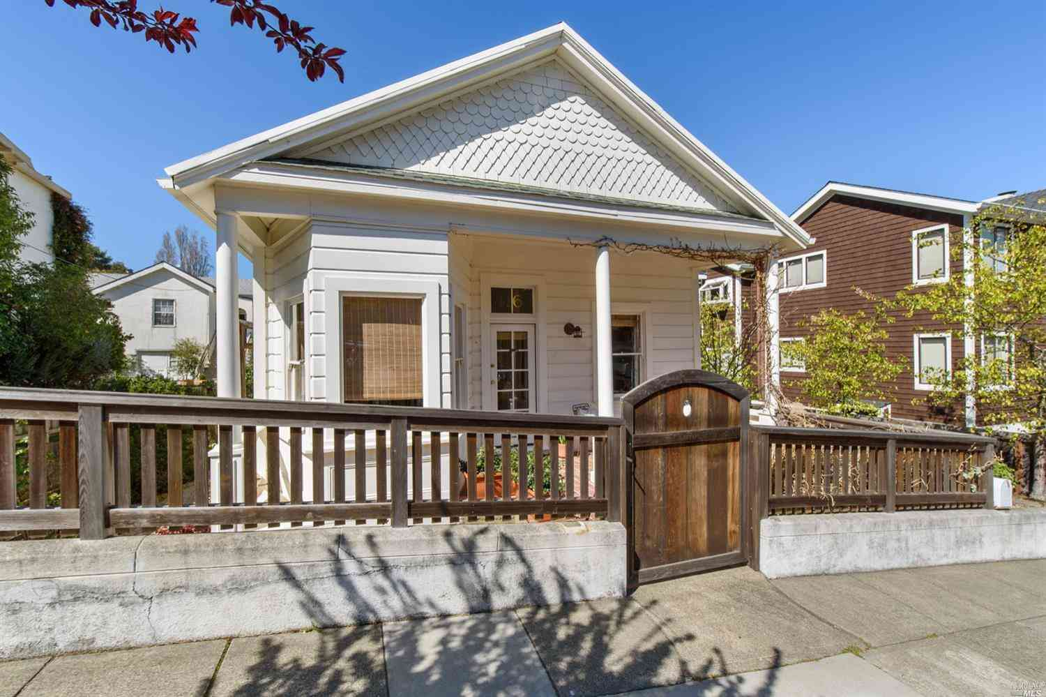 416 Johnson Street, Sausalito, CA, 94965,