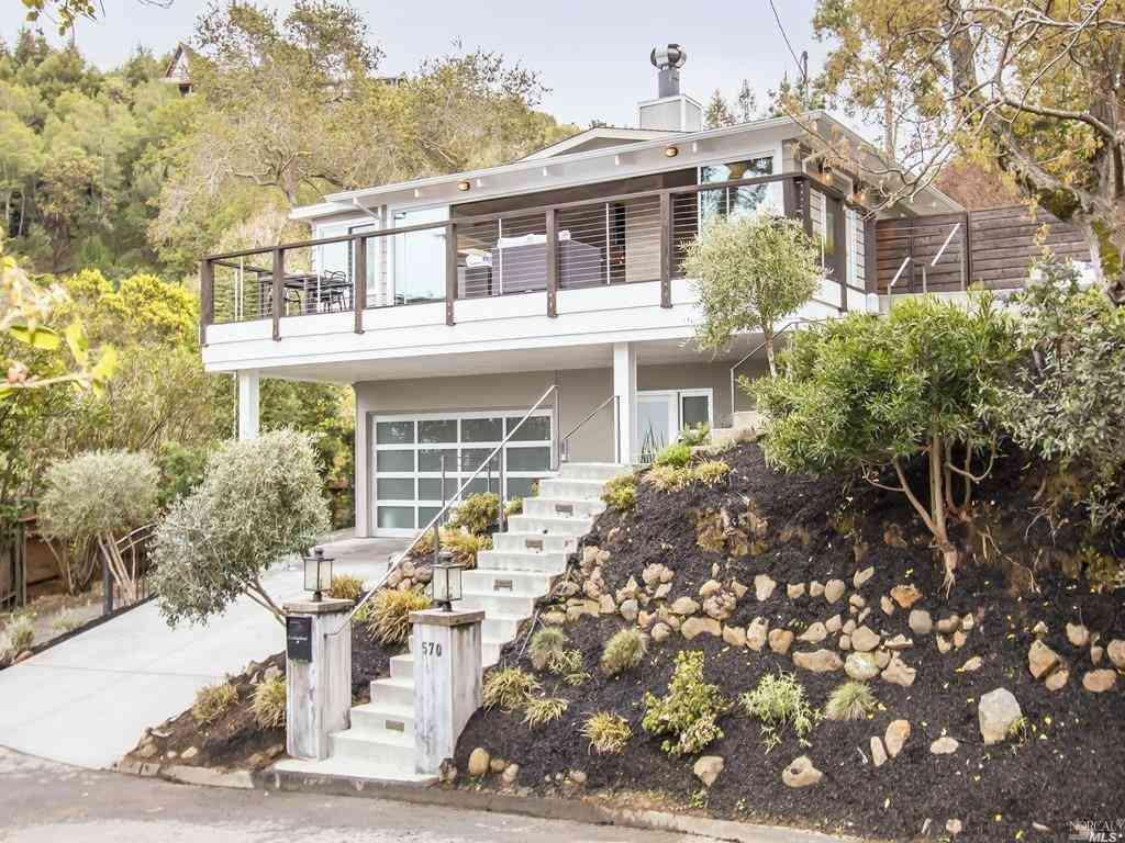 570 Chapman Drive, Corte Madera, CA, 94925,