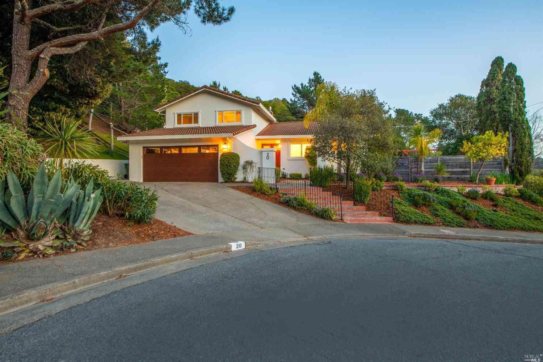 20 Fairwood Court, San Rafael, CA, 94901,