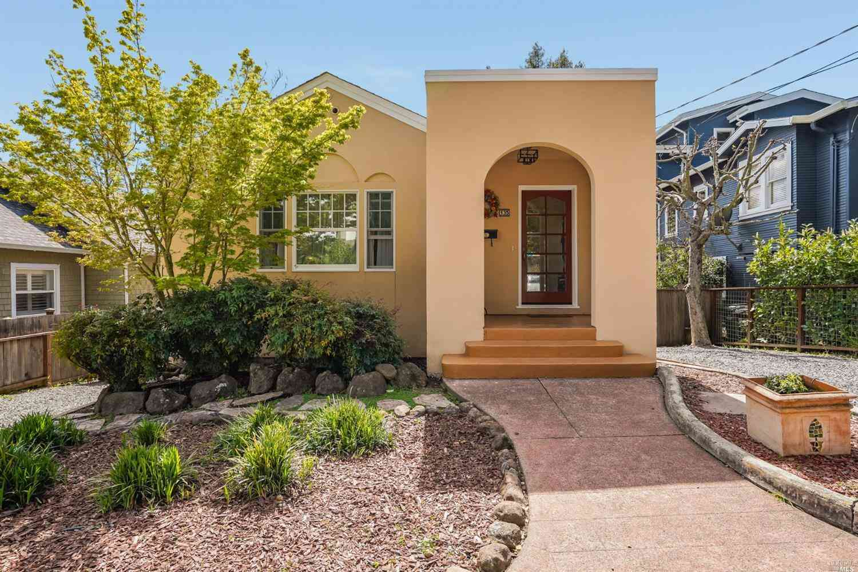 135 Ross Street, San Rafael, CA, 94901,