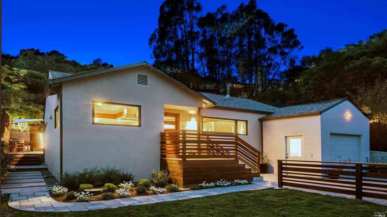 55 Durham Road, San Anselmo, CA, 94960,