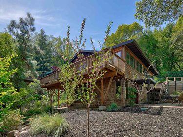 542 Scenic Road, Fairfax, CA, 94930,