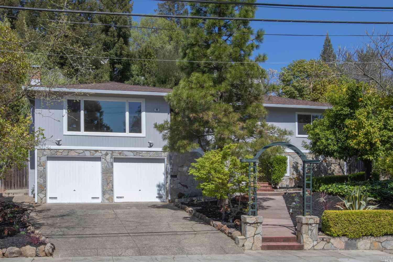 96 Woodland Avenue, San Anselmo, CA, 94960,