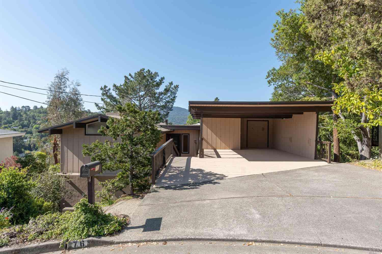 76 LONGWOOD Drive, San Anselmo, CA, 94901,