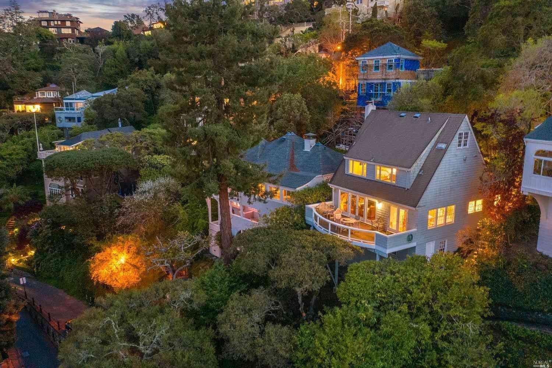 298 Bella Vista Avenue, Belvedere, CA, 94920,
