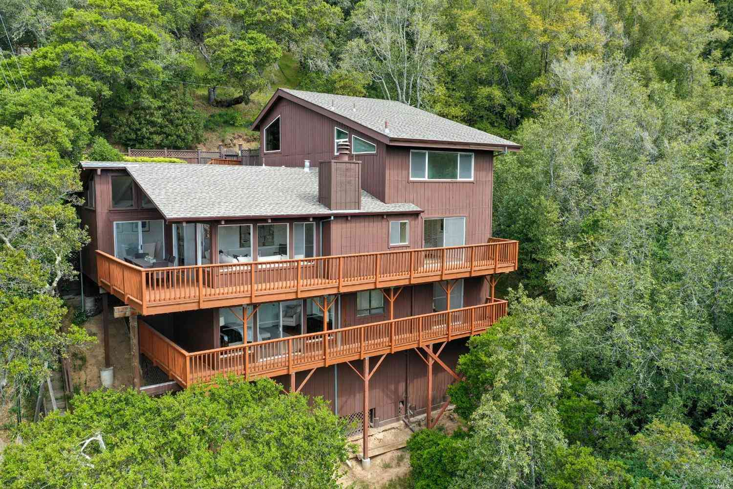 79 Greenwood Way, Mill Valley, CA, 94941,
