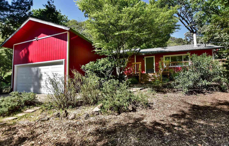 132 Ridgecrest Drive, Napa, CA, 94558,
