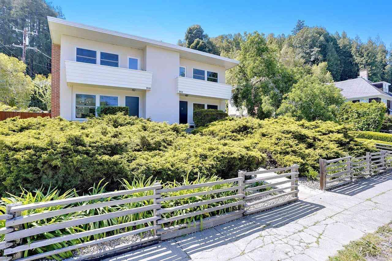 210 Miller Avenue, Mill Valley, CA, 94941,