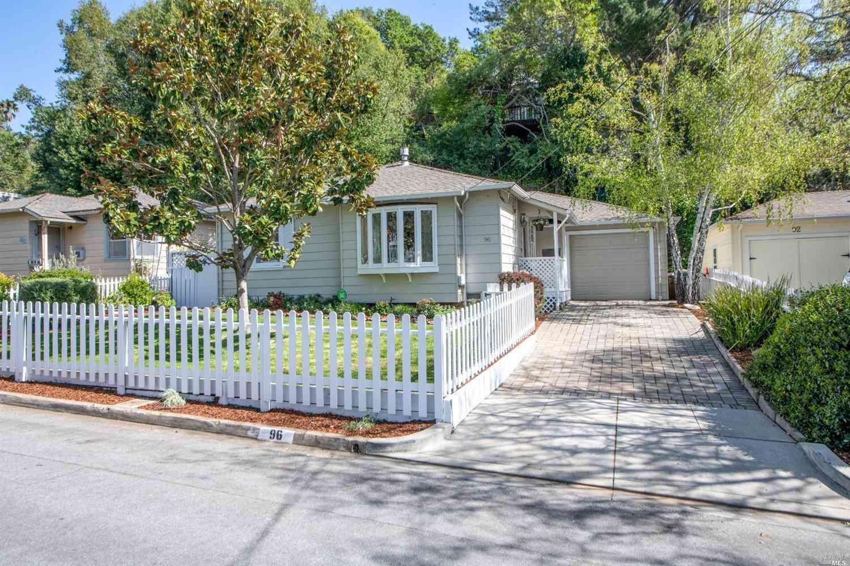 96 Broadmoor Avenue, San Anselmo, CA, 94960,