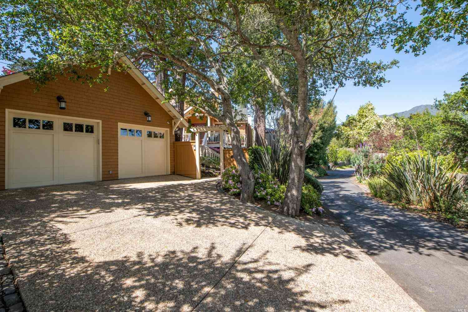 5 Helens Lane, Mill Valley, CA, 94941,