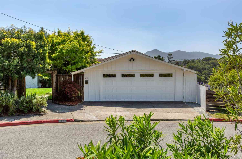 74 Windsor Avenue, San Rafael, CA, 94901,