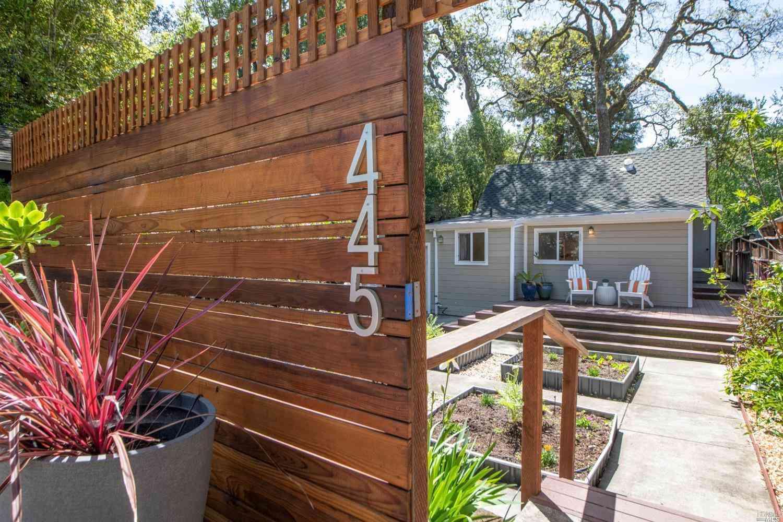 445 Center Boulevard, San Anselmo, CA, 94960,